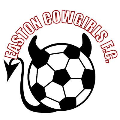 Easton Cowgirls FC logo