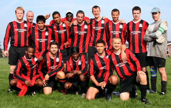 The Sunday Team 2008/09