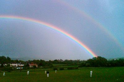 Rainbow over Keynsham