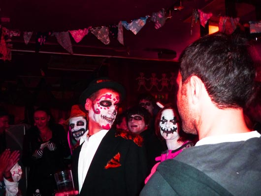 KIPTIK Day of the Dead party at The Plough