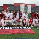 Republicow v United Glasgow exhibition game