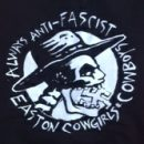 Anti-Fascist hoodie (last few left!)  £20