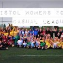 Bristol Womens Football Casual League is growing!