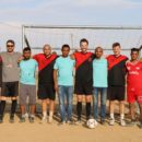 Cowboys in Umm Al Khair